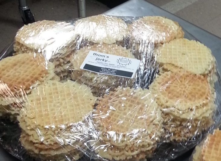 pizzelle trays